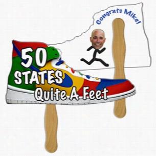 Shoe Digital Econo Fan