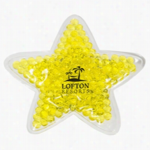 Star Hot Cold Pack Yellow