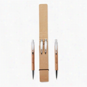 Asia Pen & Pencil Set
