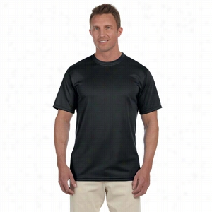 Augusta Sportswear 100% Polyester Moisture Wicking Short-Sleeve T-Shirt