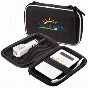 Emergency Battery USB Hub Set