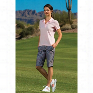 Nike Golf - Ladies Dri-FIT Pique II Polo