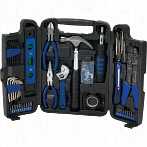 129 Pc. Deluxe Household Tool Set