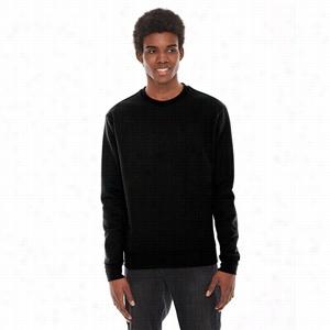 American Apparel Unisex Classic Crew Sweatshirt