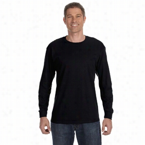 Gildan 5.3 oz Heavy Cotton Long-Sleeve T-Shirt