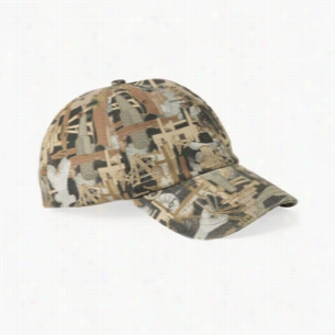 Kati Unstructured Oil Field Camo Cap