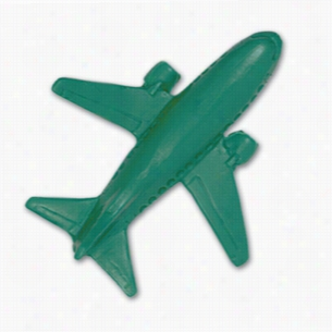 Pencil Top Stock Eraser- Airplane