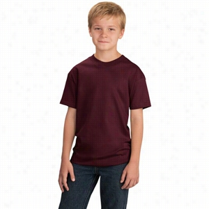 Port & Company Youth 5.4-oz 100% Cotton T-Shirt