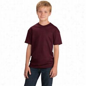 Port & Company Youth 5.4-oz 100% Cotton T-Shirt