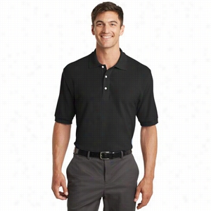 Port Authority 100% Pima Cotton Polo