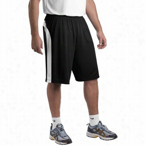Sport-Tek Dry Zone Colorblock Short