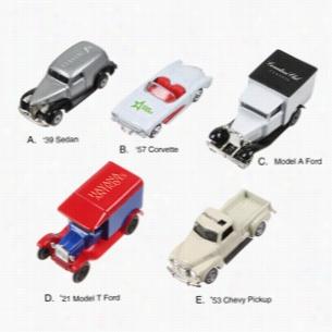 Vintage Die Cast Cars