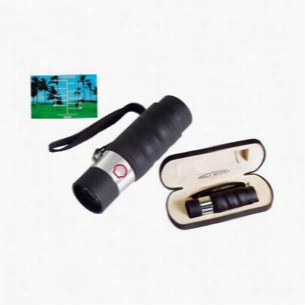 10x25 Golf Scope with Case