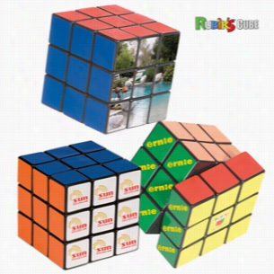 9-Panel Full Stock Custom Rubik's Cube
