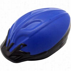Bicycle Helmet Squeezies Stress Reliever