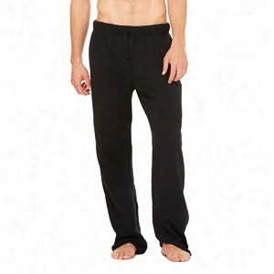 Canvas Fleece Pant