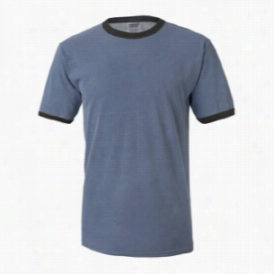Comfort Colors Pigment Dyed Enzyme Washed Ringer T-shirt