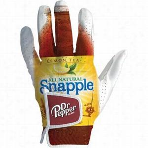 Glove Branders Design Cabretta Leather Palm - Full Color Process Glove