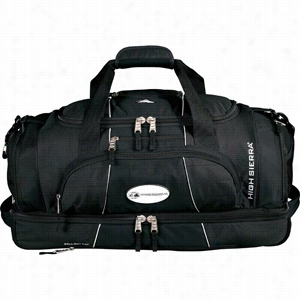"High Sierra Colossus 26"" Drop Bottom Duffel"