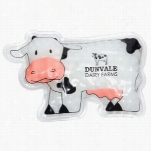 Milk Cow Hot Cold Pack Solid White
