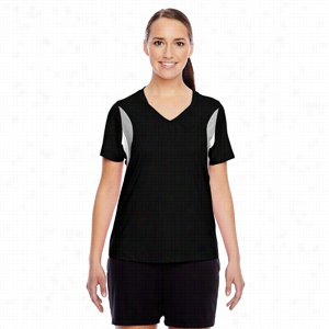 Team 365 Short-Sleeve V-Neck All Sport Jersey