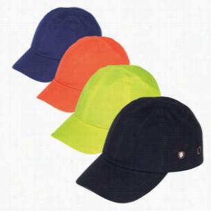 Baseball Bump Cap with 4-Point Pinlock Suspension