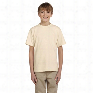 Fruit of the Loom Youth 5 oz 100% Heavy Cotton HD T-Shirt
