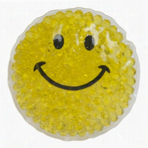 Gel Beads Hot Cold Pack Smiley