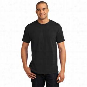 Hanes - ComfortBlend EcoSmart 50/50 Cotton Poly T-Shirt