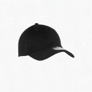 New Era Unstructured Stretch Cotton Cap