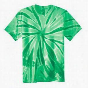 Port & Company Essential Tie-Dye Tee