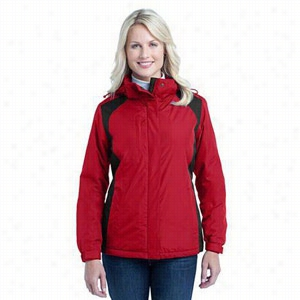 Port Authority Ladies Barrier Jacket