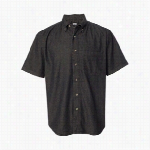 Sierra Pacific Short Sleeve Denim Shirt