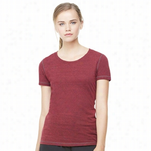 alo Ladies' Triblend Short Sleeve T-Shirt