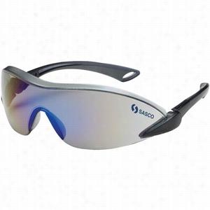 Bouton Airborne Blue Mirror Glasses
