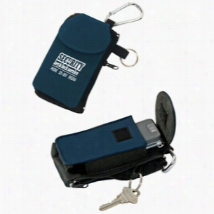 Cell Phone Holder with Coin & Key Pouch