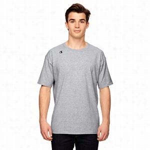 Champion for Team 365 Vapor Cotton Short-Sleeve T-Shirt