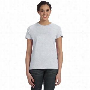 Hanes 4.5 oz 100% Ringspun Cotton nano-T T-Shirt