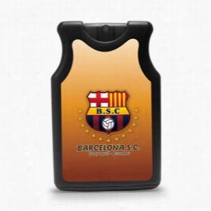 Jersey Shirt Credit Card Antibacterial Hand Sanitizer