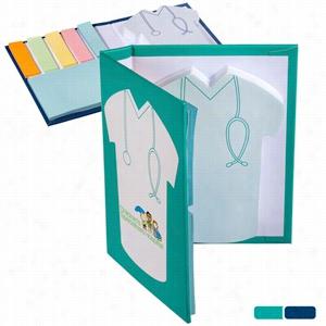 Medical Scrub Sticky Book