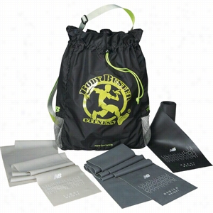New Balance Strength Bands and Fitness Bag