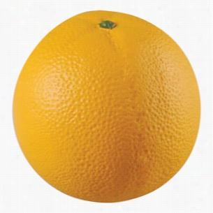 Orange Squeezies Stress Reliever