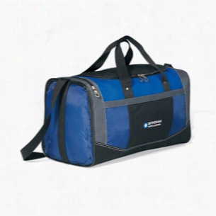 Polyester Multifunction Flex Sport Bag Royal Black