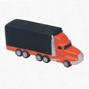 Semi Truck Squeezies Stress Reliever