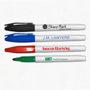 Sharp Mark - Fine Tip Permanent Ink Markers