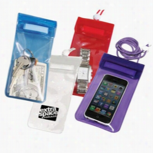 Waterproof Pouch for Phone & Valuables