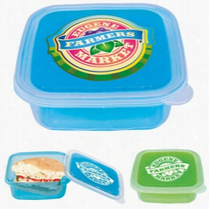 Cool Gear Freezable Gel Lid Storage Container