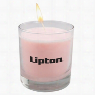Meditation Wax Scented Candle
