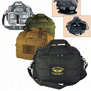 Multi-Function Tactical Range GO Bag