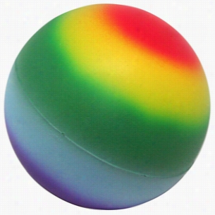 Rainbow Ball Squeezies Stress Reliever